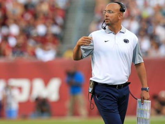 Former Vanderbilt coach James Franklin could be headed