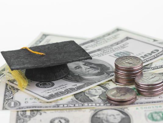 graduation, student loans