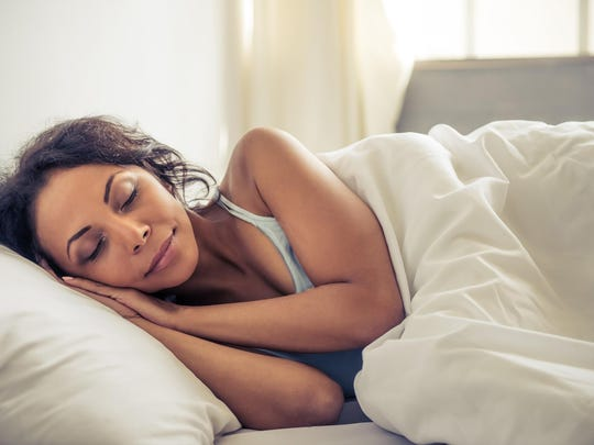 Getting at least 7 to 8 hours of sleep each night is key for detox.