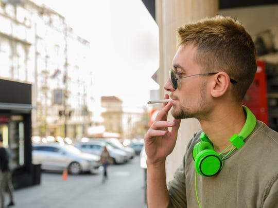 Smoking is the biggest risk factor for developing lung cancer.