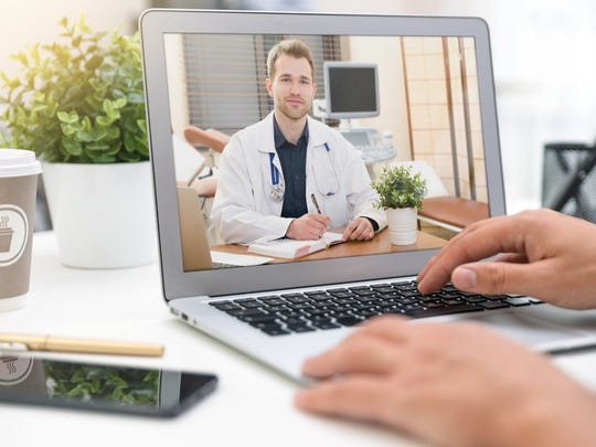 Telehealth services are in high demand.