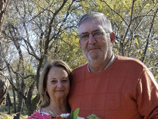 Anniversaries: Carol Funke & Ray Funke