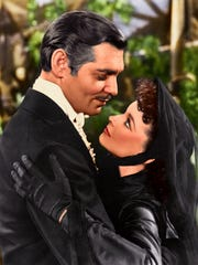 """Gone With the Wind"" will be shown Sunday and Wednesday at Carmike Cinemas Avenue 16 in Melbourne."