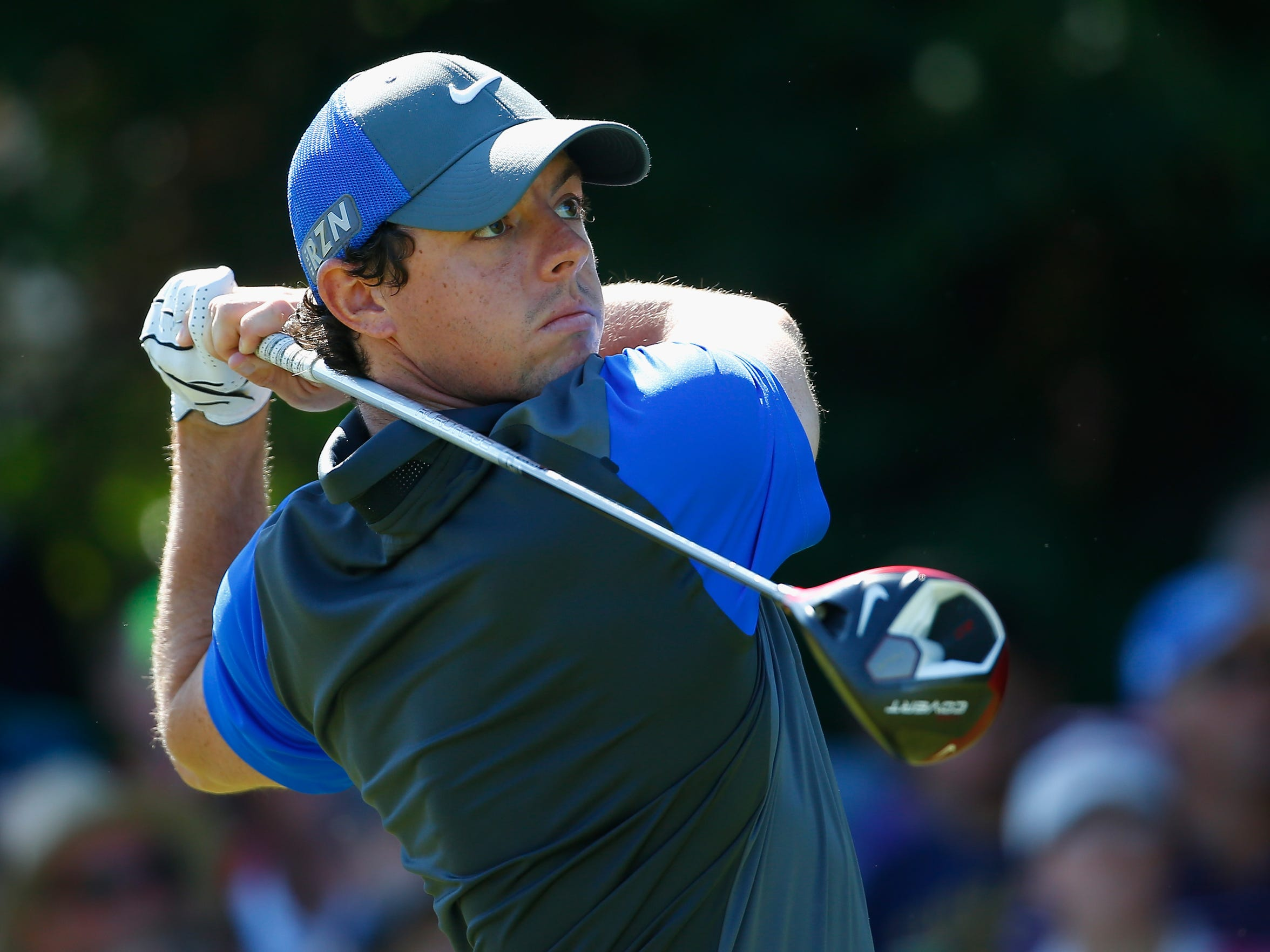Rory McIlroy and many of the world's best golfers will