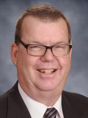 Michael Carmean, Sandusky schools superintendent.