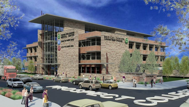New medical center planned as gateway to campus