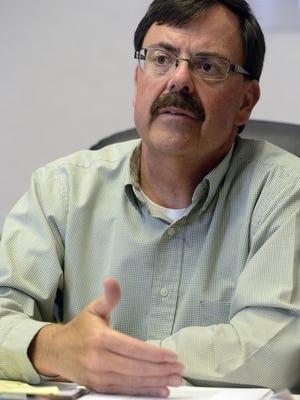 Lt. Governor Matt Michels is shown in 2012