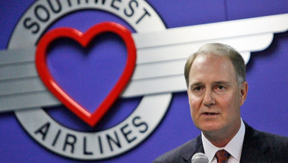 ceo gary kelly Gary c kelly has been ceo of southwest airlines for 6 years mr kelly has been with the company for 24 years the 55 year old executive ranks 13 within transportation education.