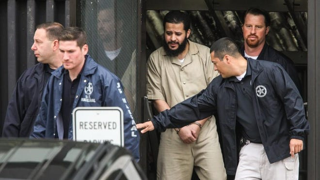 Elfgeeh pleaded not guilty Thursday in federal court before U.S. Magistrate Judge Jonathan Feldman.