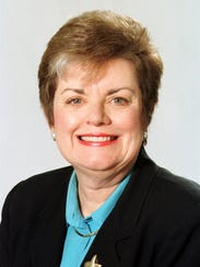 Maura Corrigan led the Department of Human Services
