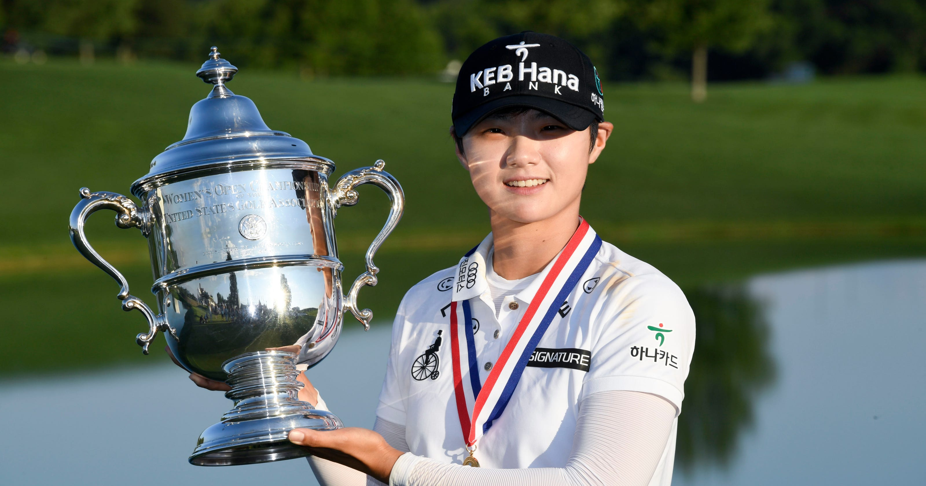U S  Women's Open: South Koreans continue their dominance