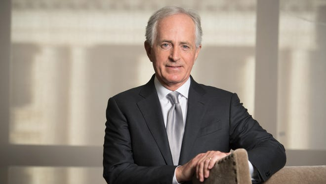 Sen. Bob Corker's leadership and complicated relationship with President Donald Trumpwereamong the reasons The Tennessean Editorial Board named him its 2017 Person of the Year.