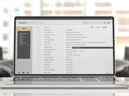 Tech Tip: How to securely send email and texts