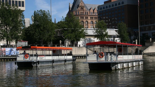 Riverwalk Boat Rentals is offering Craft Beer Cruises on Wednesdays starting May 24.