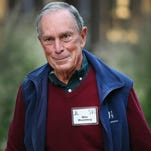Michael Bloomberg, former mayor of New York City, attends the Allen & Company Sun Valley Conference on July 9, 2015, in Sun Valley, Idaho.
