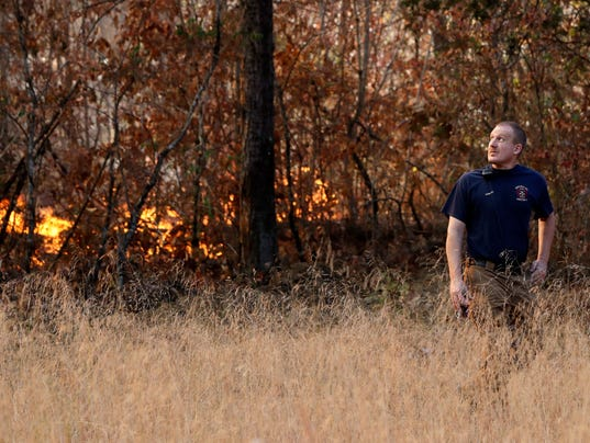 East Tennessee fires 1