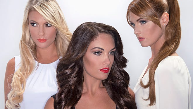 Hair extensions – now virtually undetectable – can add volume and transform your appearance with just a simple clip.