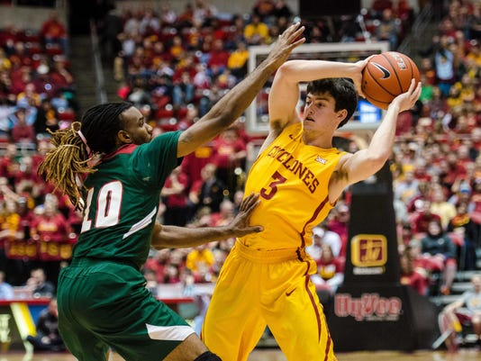 NCAA Basketball: Mississippi Valley State at Iowa State
