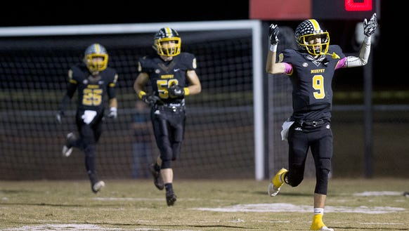 Murphy remains undefeated in the Smoky Mountain Conference