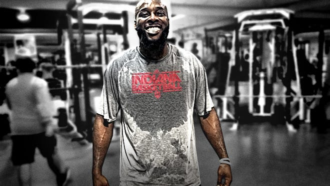 New head strength coach Lyonel Anderson
