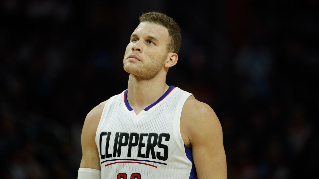 Blake Griffin injury leaves Clippers with 'major questions'