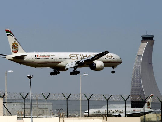 AP US AIRLINES MIDDLE EAST RIVALS F I FILE ARE