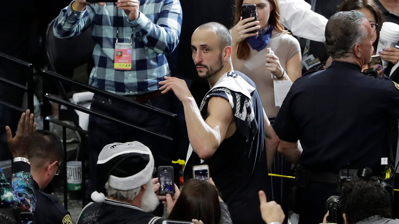 The NBA world may have seen the last of Manu Ginobili in a uniform after the Spurs were eliminated by the Warriors on Monday night. Fans on Twitter are already missing the San Antonio legend.