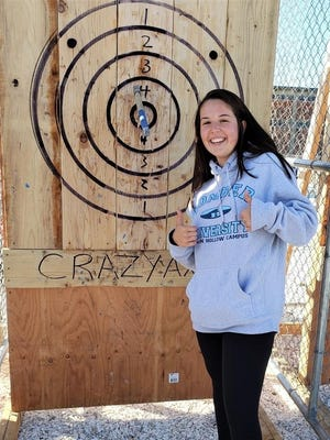 Plymouth's second axe throwing business is scheduled to open in January.