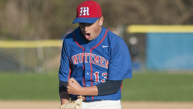 Washington Township senior Nick Kulikowski has been stellar as the Minutemen's closer this season.
