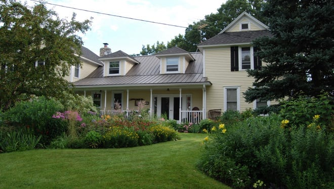 The home at 5650-50th Ave. SE in St. Cloud is listed at $829,000 by Premier Real Estate Services agent Sheila Burski.