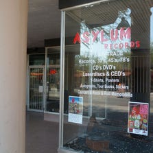 Asylum Records relocated to downtown Mesa from Tempe.