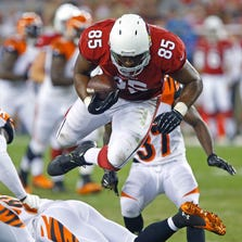 Will Darren Fells make the Arizona Cardinals roster? Kent Somers projects the team for 2014.