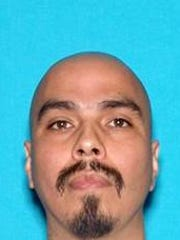 Sonny Ramos, 37, of Oxnard was arrested in connection to a crash into an apartment building in Oxnard Monday afternoon.