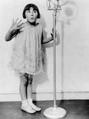 Baby Rose Marie, circa 1930