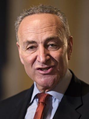 New York Sen. Charles Schumer
