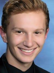 Joshua Peffley, Cedar Crest High School