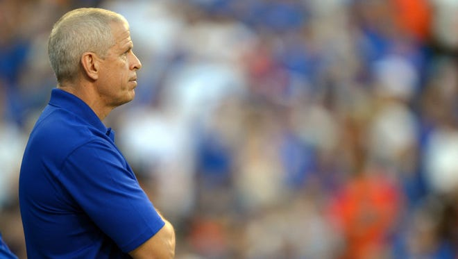 Florida atheletic director Jeremy Foley has serious doubts whether the Gators and Miami will play again after this Saturday's matchup.