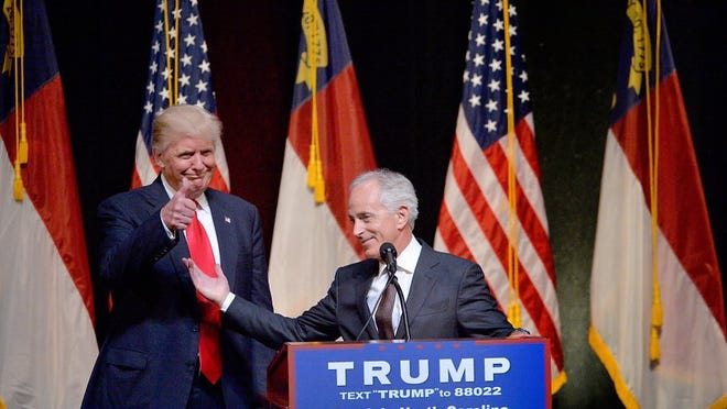 "U.S. Sen. Bob Corker, R-Tenn., considered a possible candidate for U.S. secretary of state, said he believes someone else is more likely to get the job — probably an individual who was ""centrally involved"" in the campaign of President-elect Donald Trump."