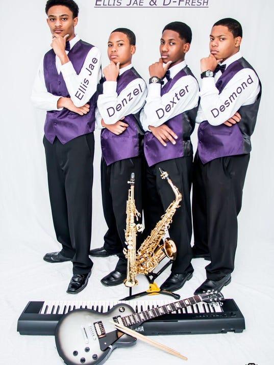 ellis williams quartet