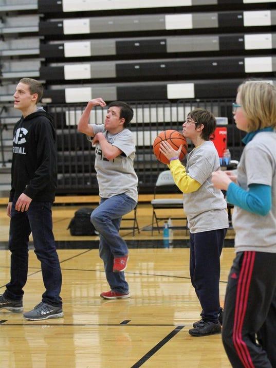 slh Special Olympics shoot