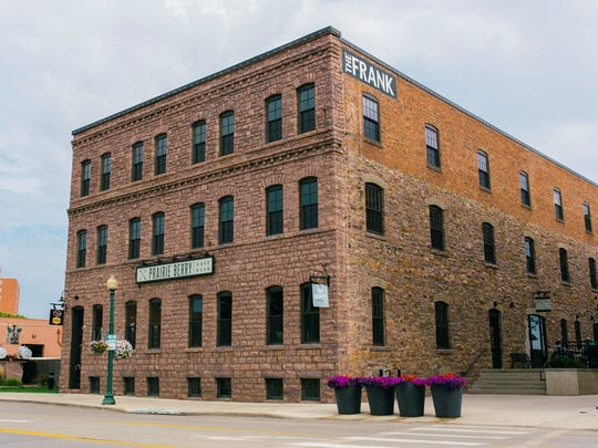 Prairie Berry East Bank, at 322 E. 8th St. in Sioux Falls.