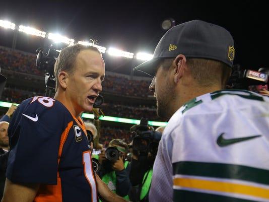 Green Bay Packers v Denver Broncos