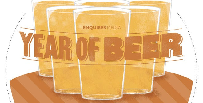 The Enquirer's Year of Beer.