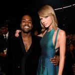 Kanye West: 'I did not diss Taylor Swift and I've never dissed her'