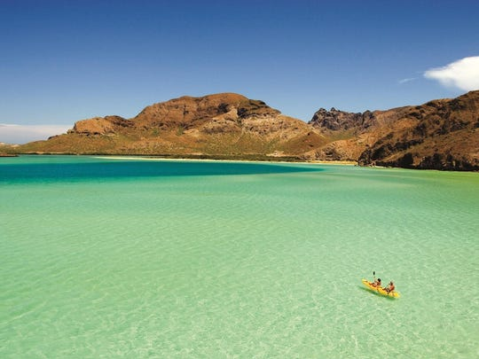 The warm, clear waters of the Sea of Cortez hold treasures to discover.