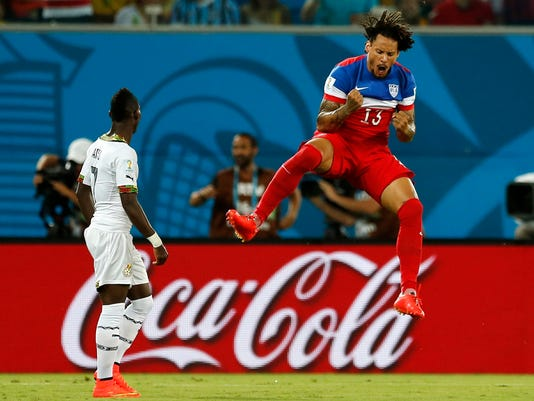 Jermaine Jones soccer world cup