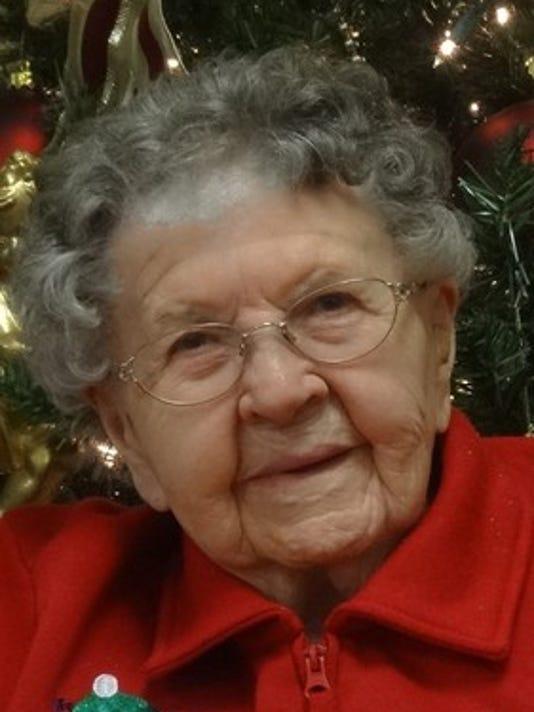 Birthdays: Grace A. Anderson