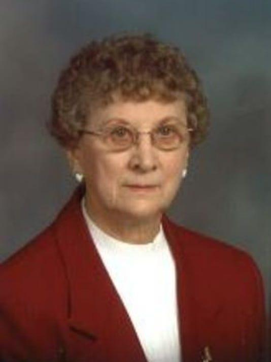 Birthdays: Helen Schrader