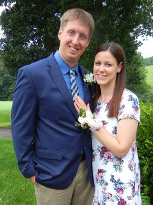 Engagements: Krista Melton & Mark Galesi