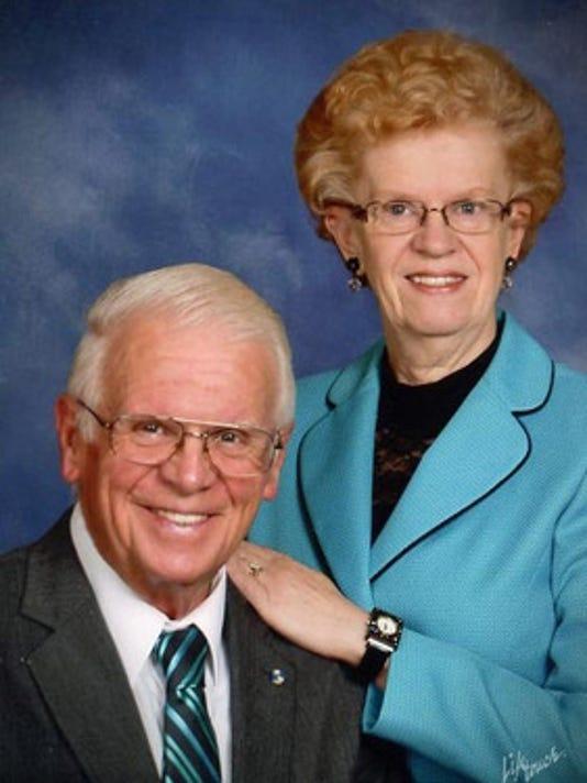 Anniversaries: David Kelly & Bonnie Kelly